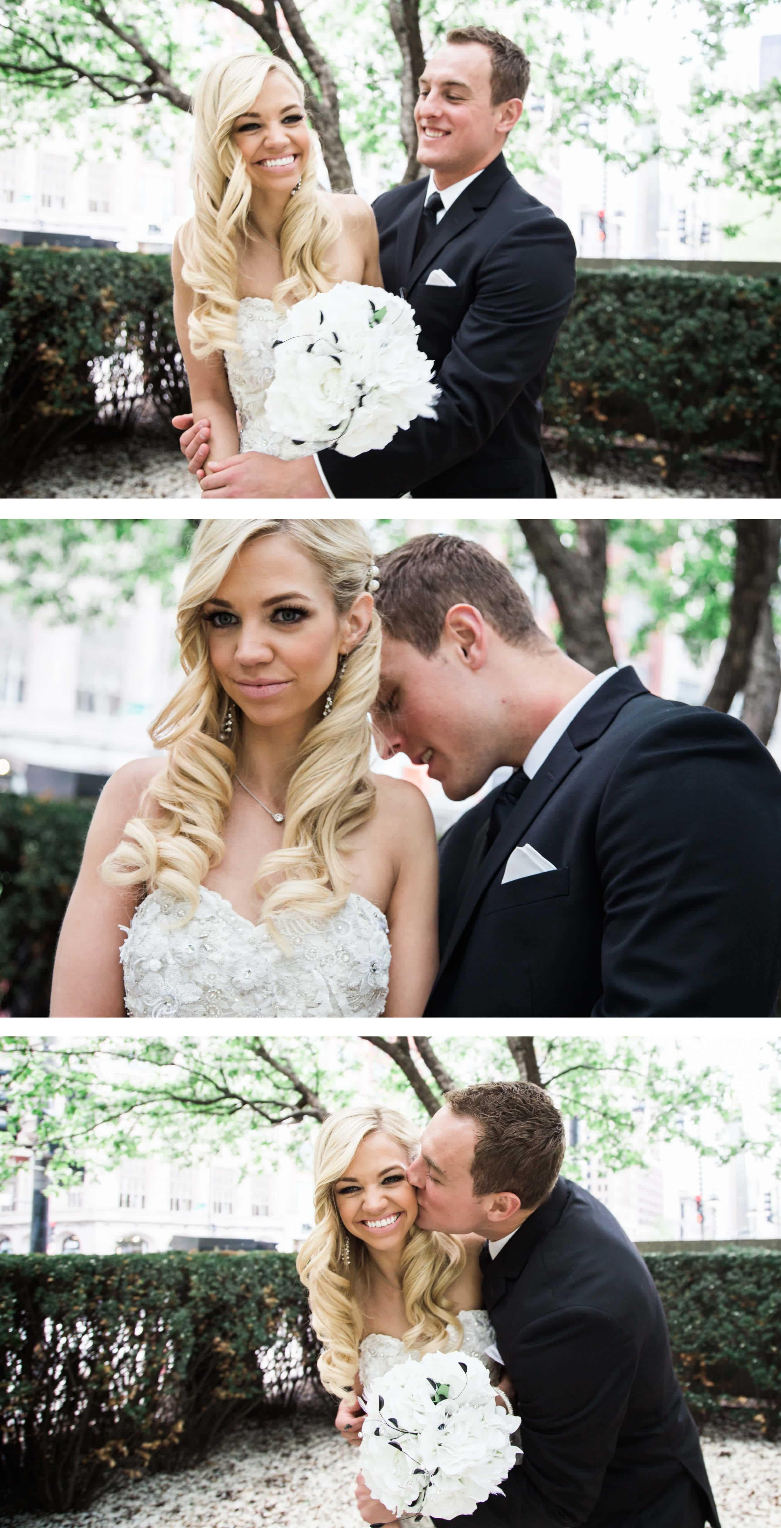 Wedding couple portraits _ Brighton Wedding Photographer