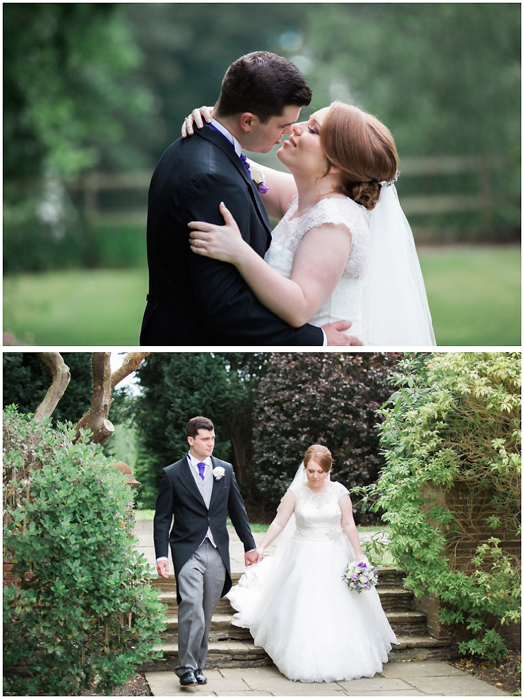 The grounds at New Place De Vere, Southampton | Brighton Wedding Photographer 2