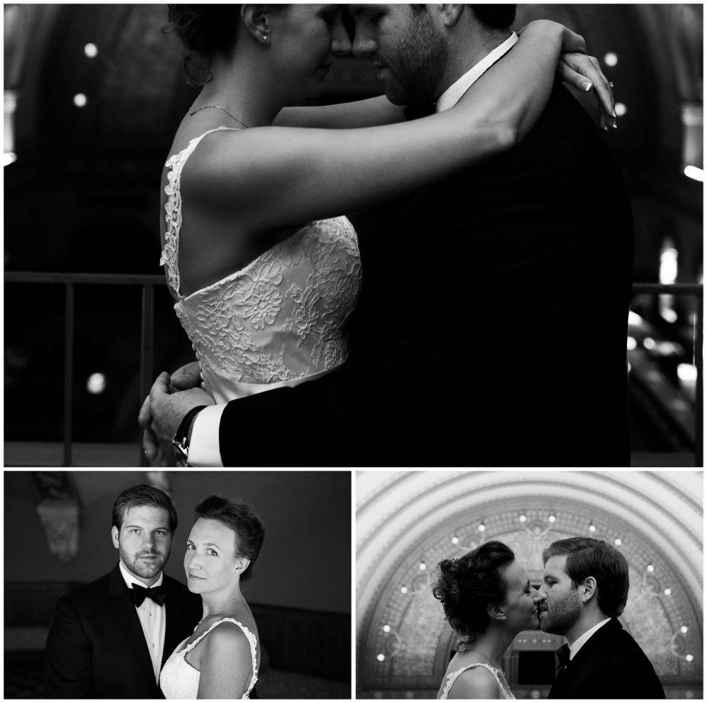 St. Louis Union Station Couple Romantic Portraits - Brighton Wedding Photographer (1)
