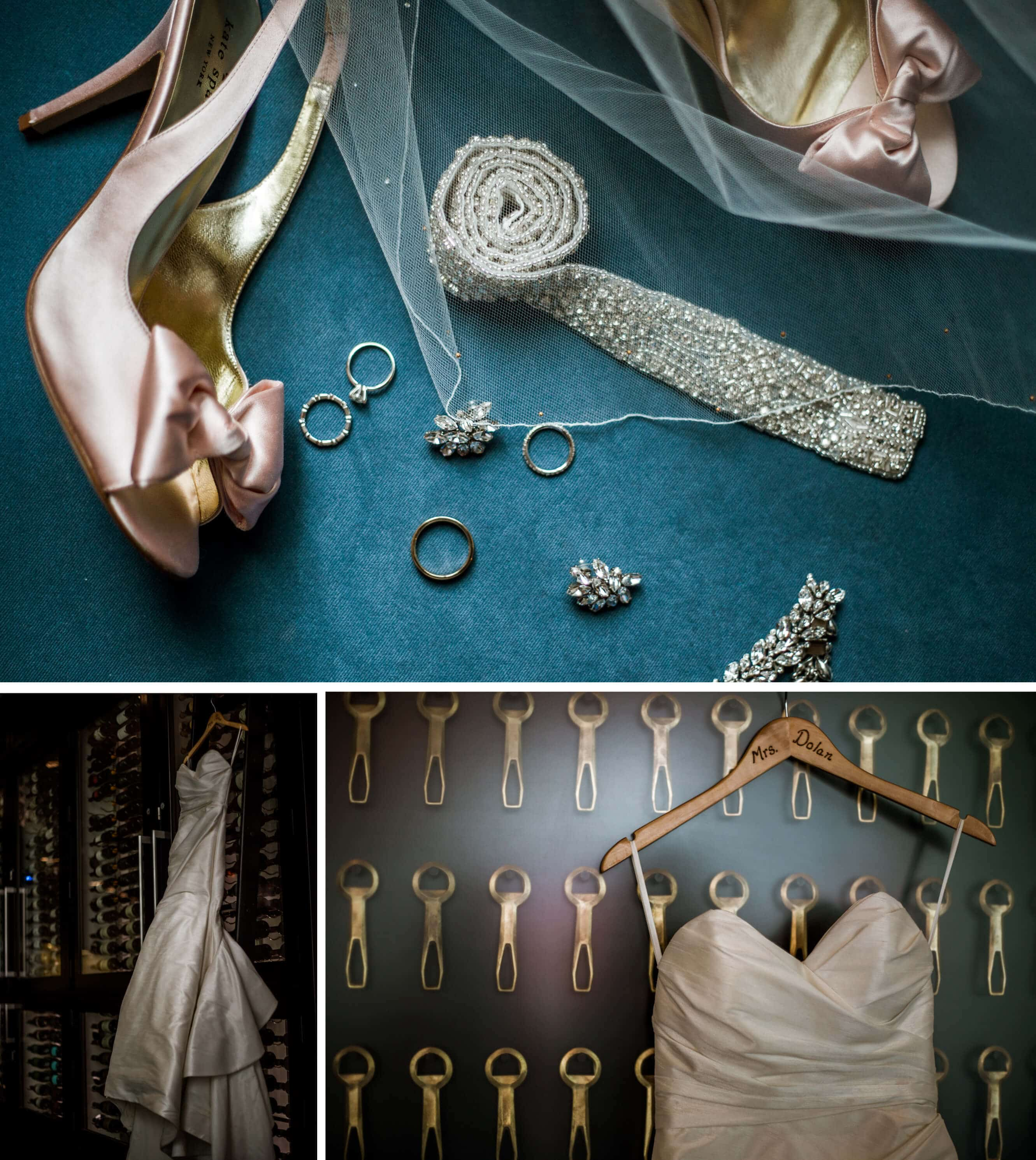 Palomar Hotel Chicago Wedding - Sussex Wedding Photographer
