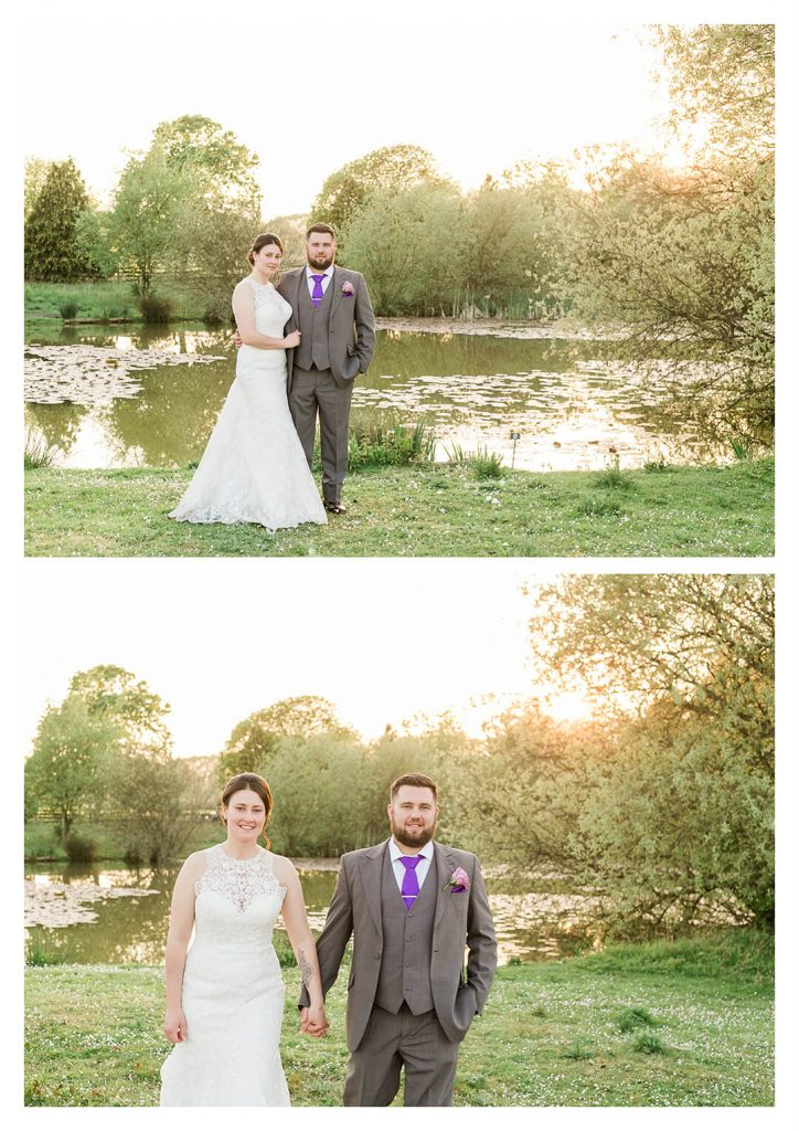 Hickstead Hotel Wedding Photography Couple Portraits