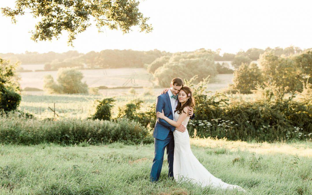 Finchcocks Oast wedding in Kent | Eva + Paul