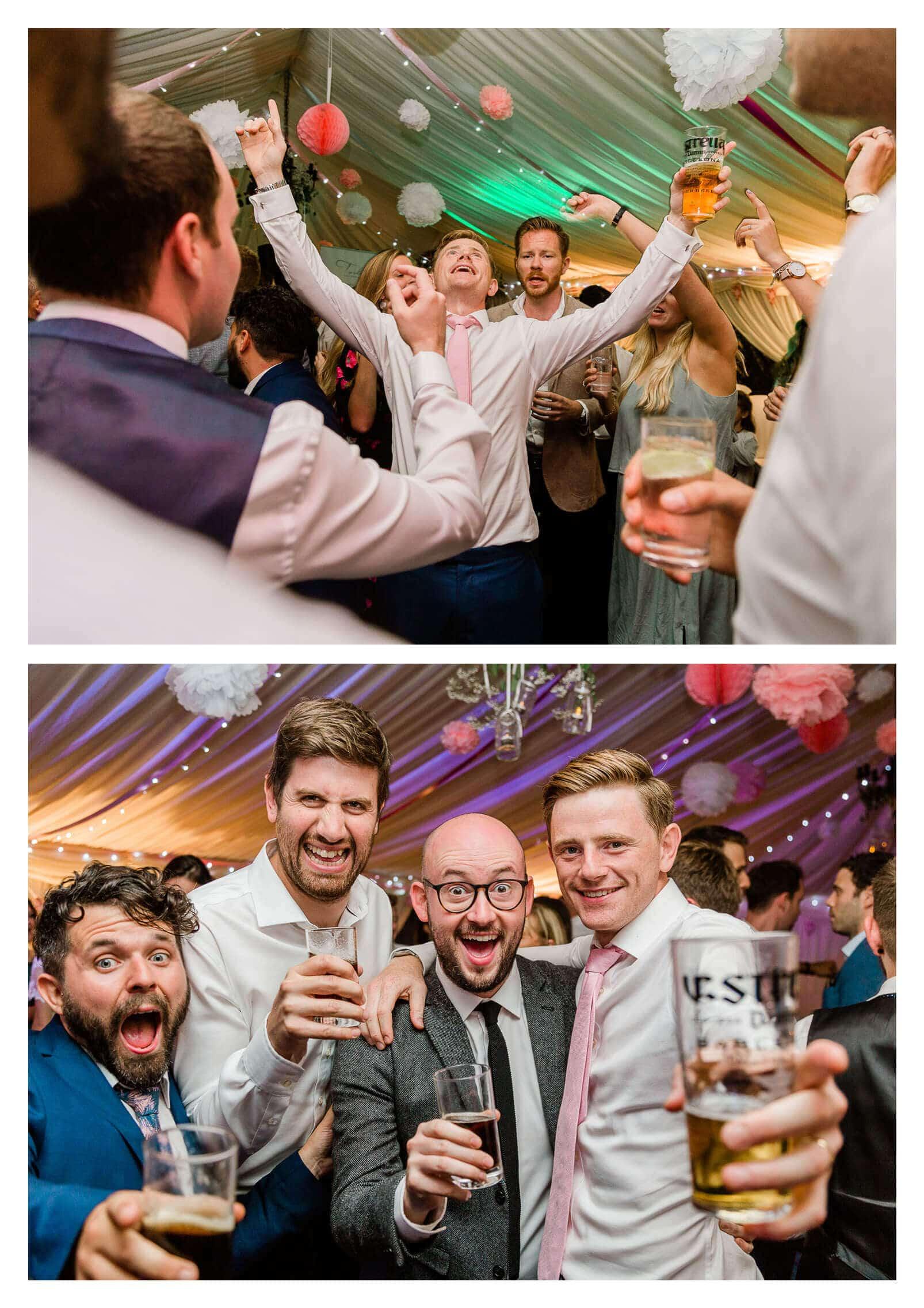 Anchor Inn wedding photography | Lewes marquee wedding venue