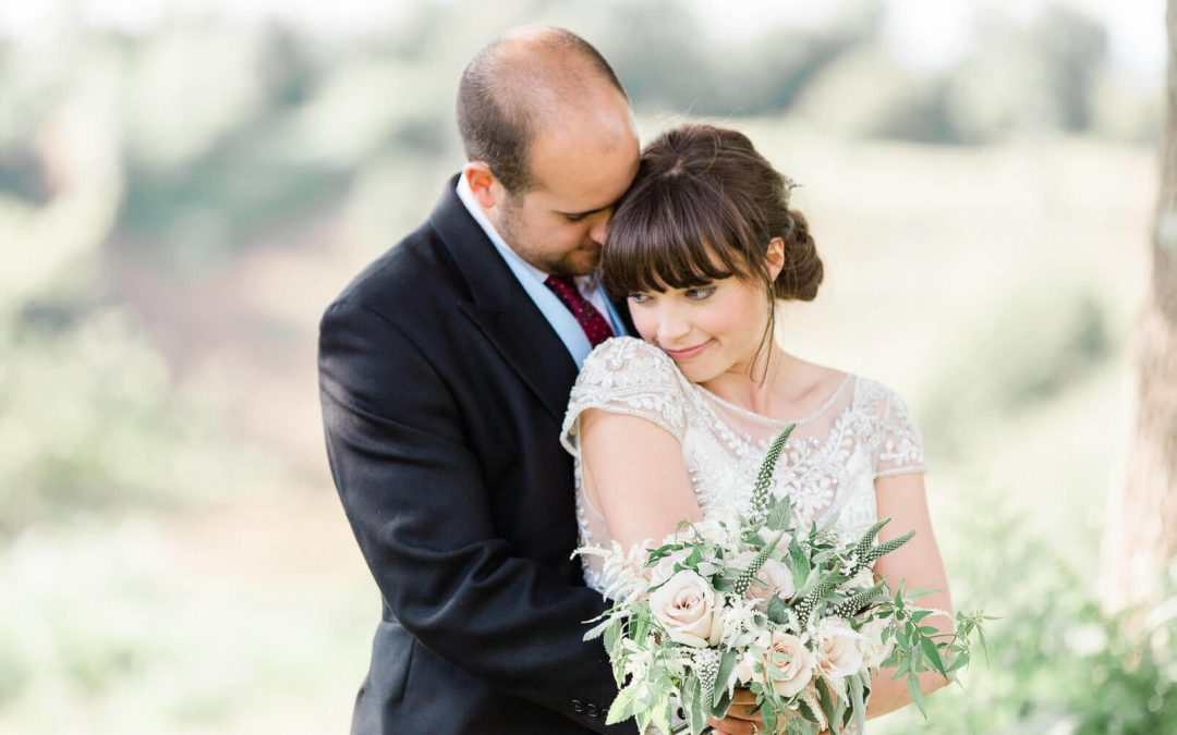 Midhurst marquee estate wedding in West Sussex | Sarah + Alex