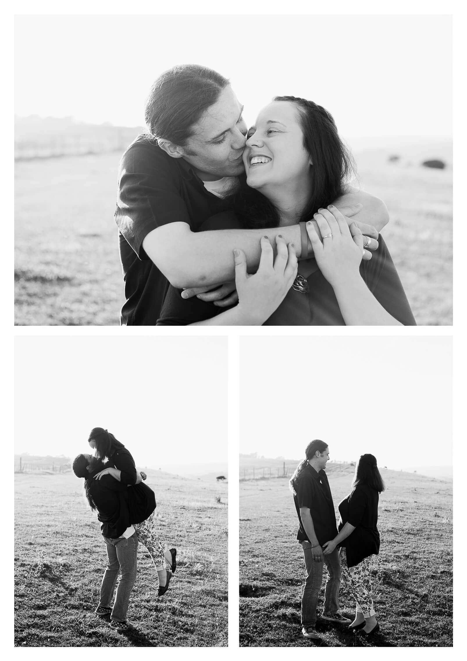 Newhaven Engagement Photographer Portraits | East Sussex pre-wedding photographer