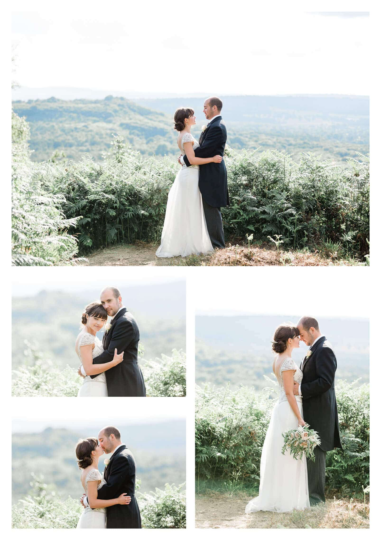 South Downs Stedham couple portraits in Chichester | West-Sussex wedding photographer