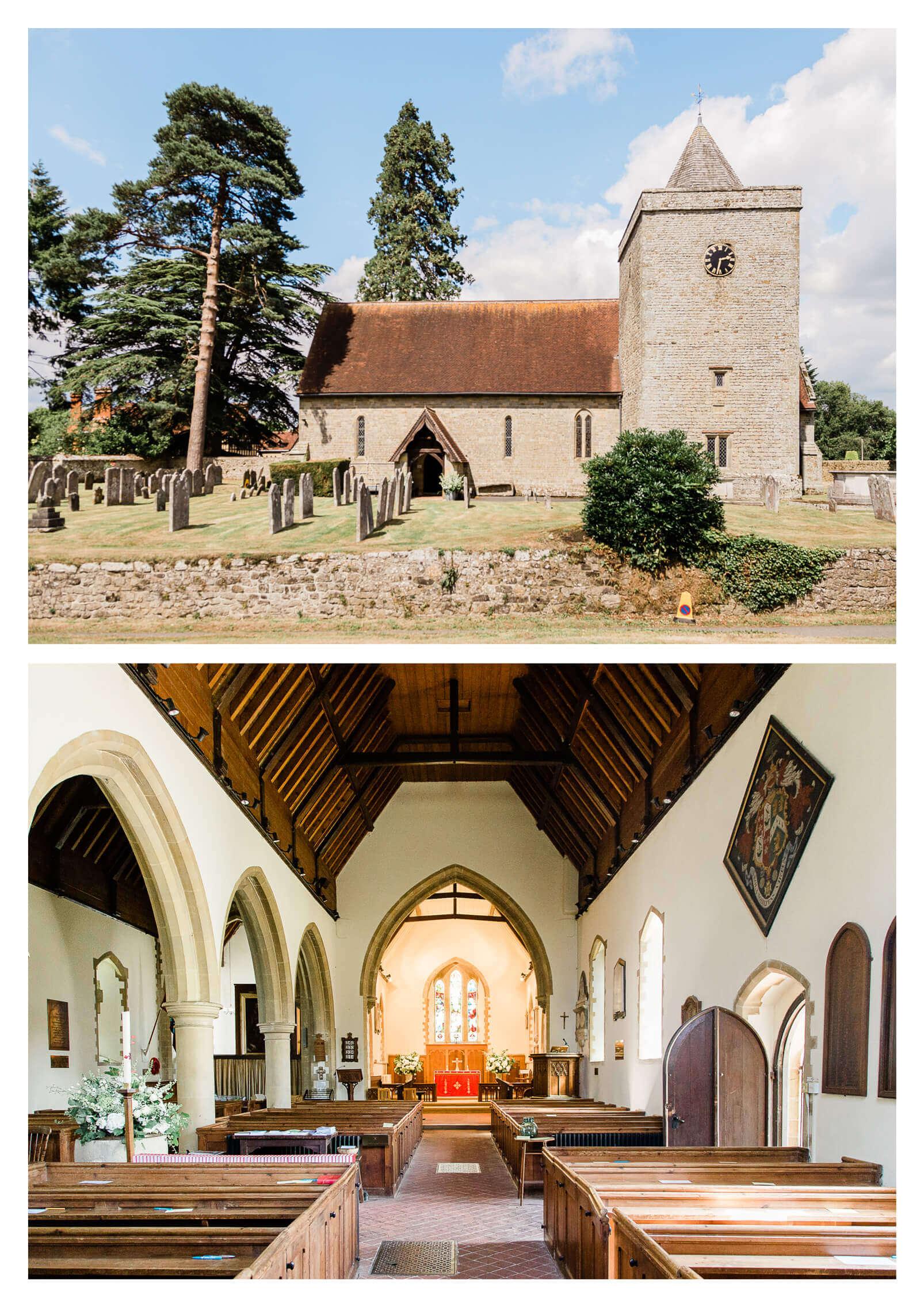 St James Church wedding venue in Stedham | West Sussex Wedding Photographer