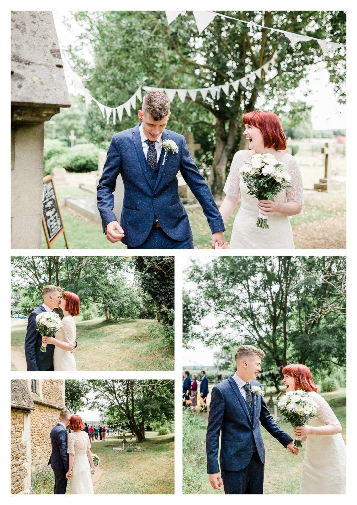 Ceremony venue in Guildford | Surrey St Luke's Church photography