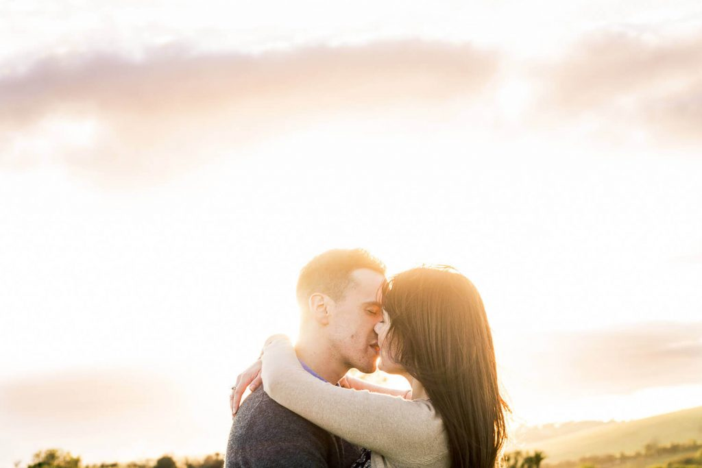 South Downs is one of the best places to propose in Brighton