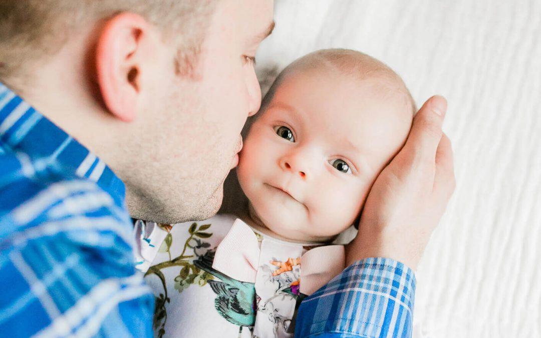 Baby L | Brighton Newborn Photographer