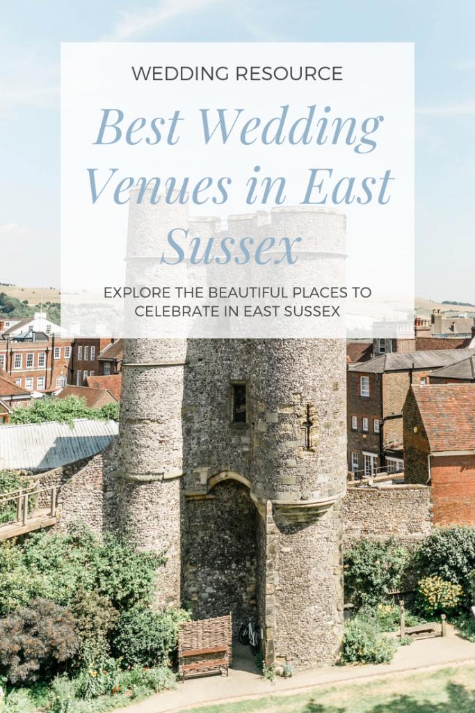 Best wedding venues in East Sussex