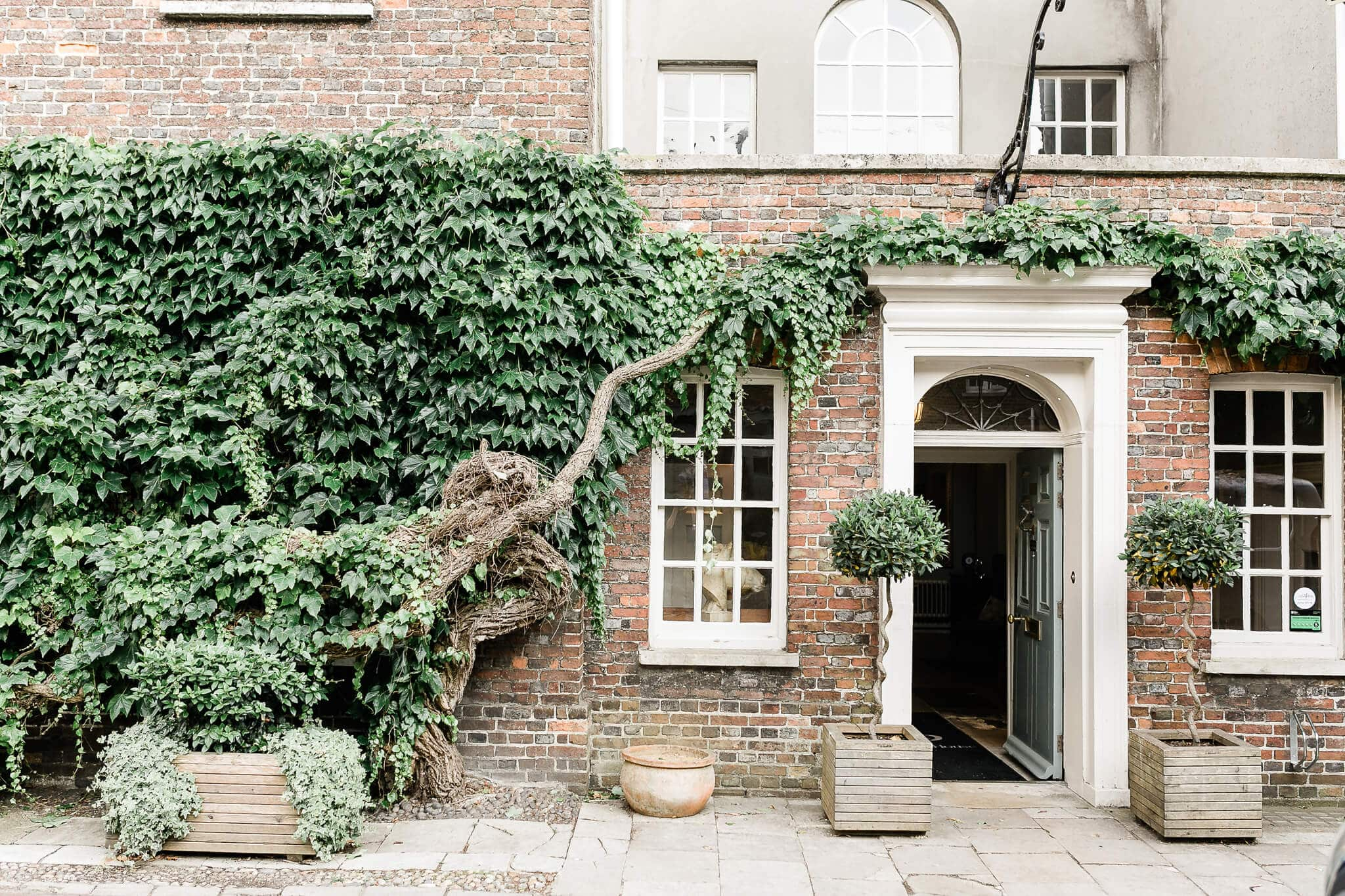 Pelham House in Lewes wedding venue