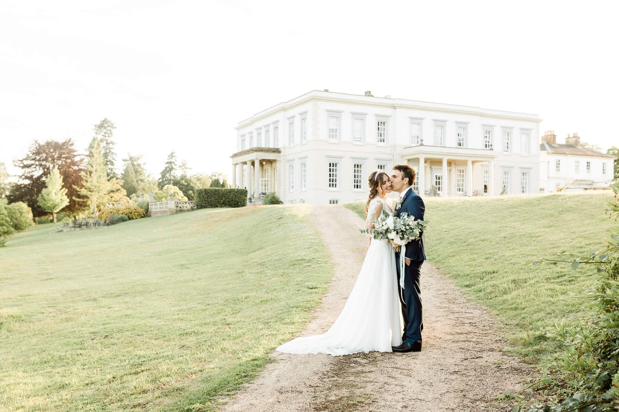 East Sussex wedding at Buxted Park Hotel in Uckfield