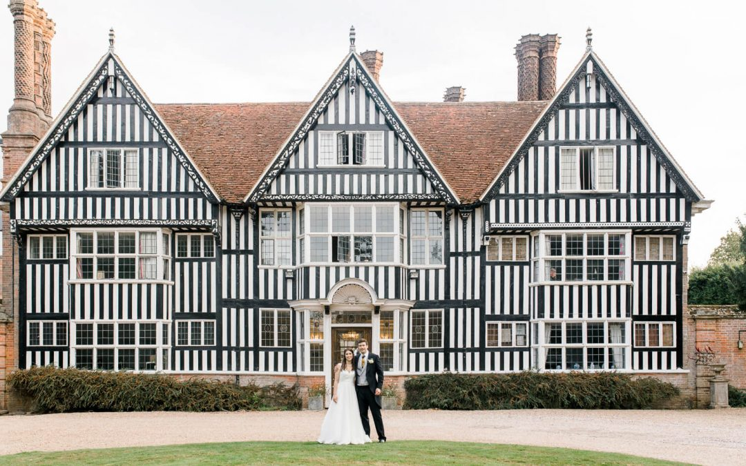 East Sussex wedding photography at Brickwall House in Rye