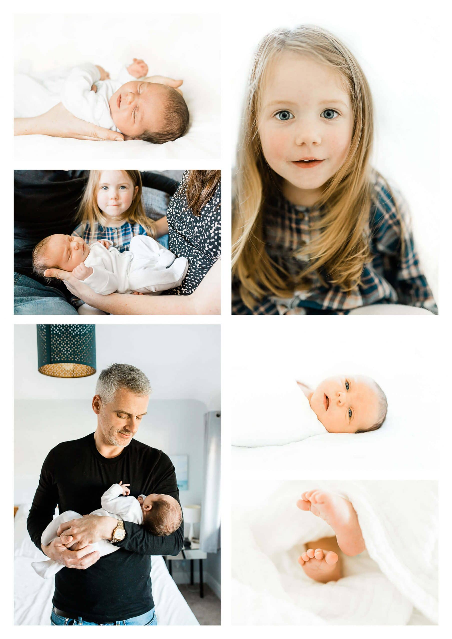 Hassocks newborn photography for lifestyle in-home photographer in Brighton