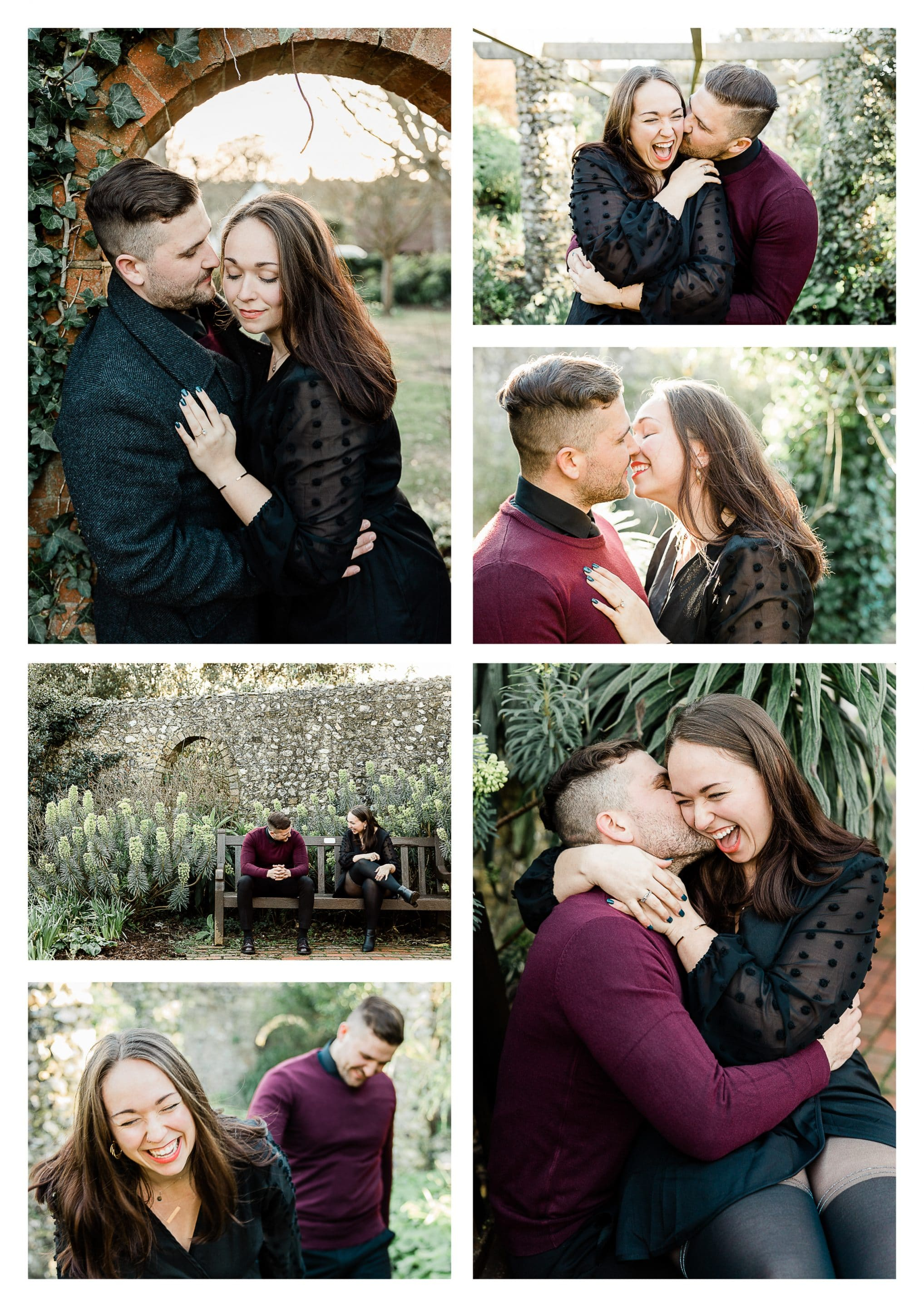 Kipling Gardens best places to propose in Brighton and surrounding areas