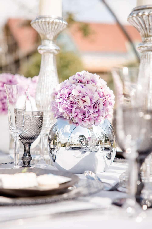 Greentrees Estate reception decor for Haywards Heath wedding venue