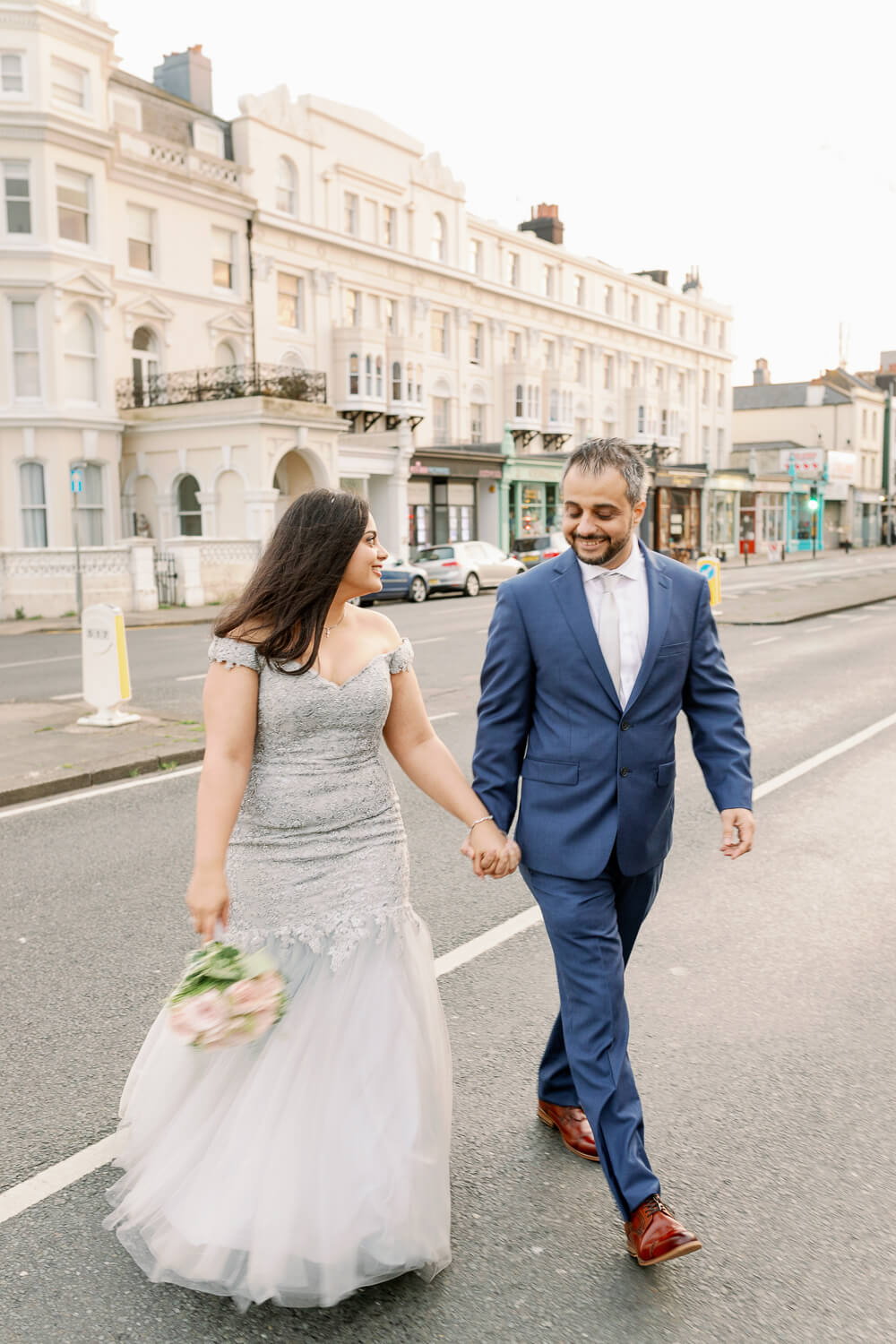 Hove Seafront engagement photography