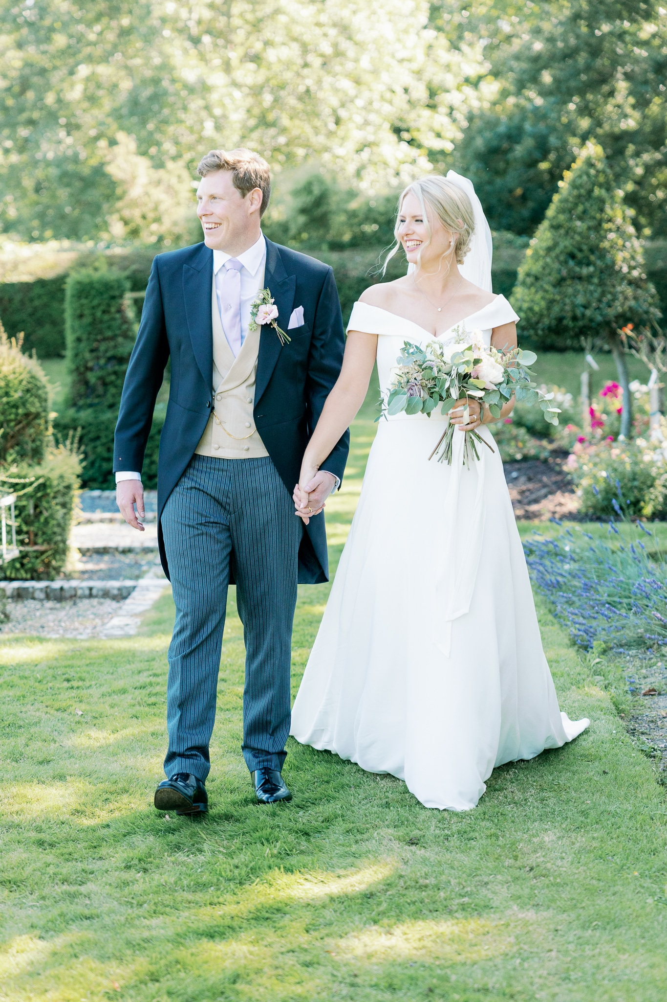 Brickwall House wedding photography near Hastings