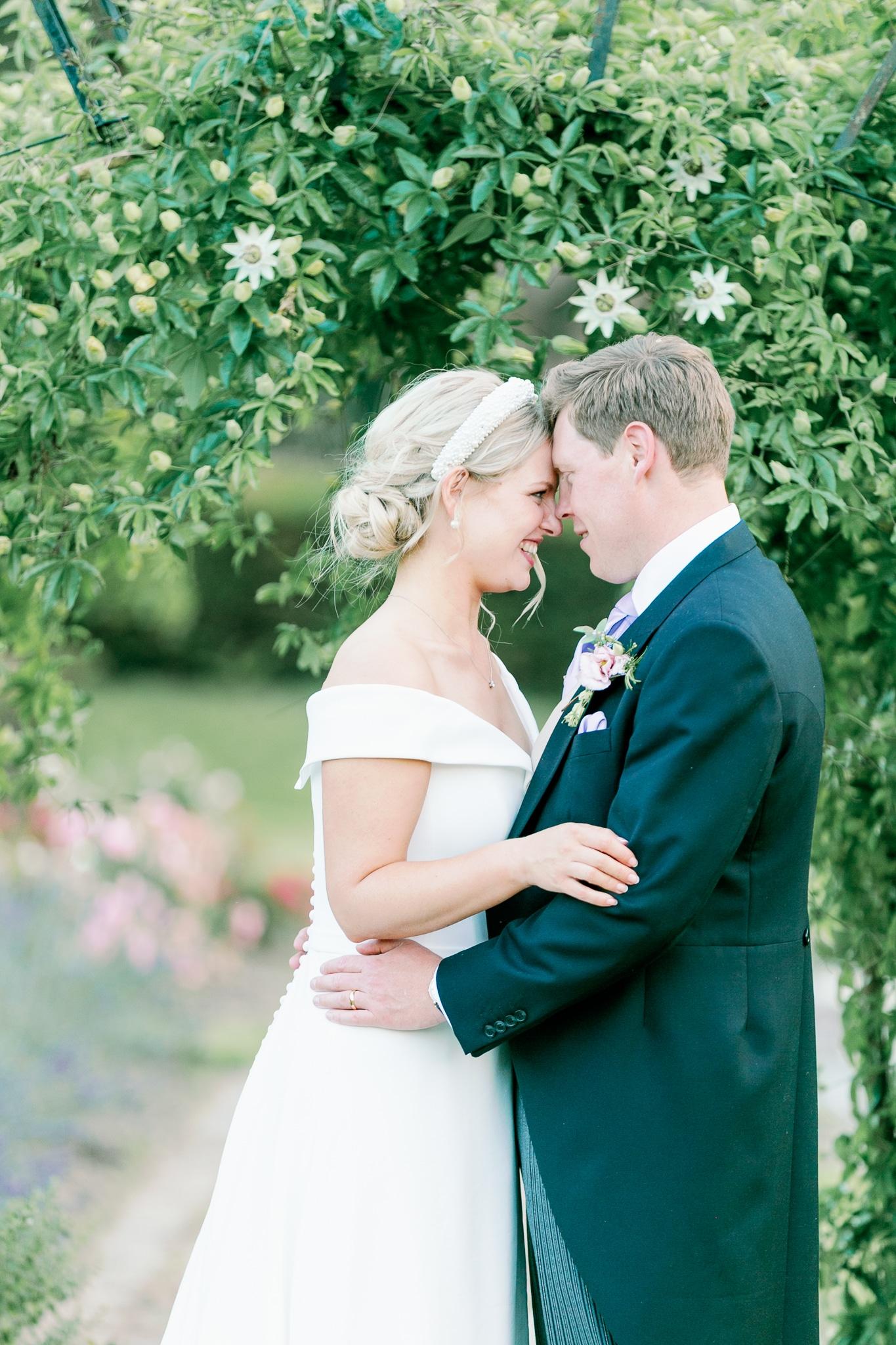 Hastings wedding photography walled garden