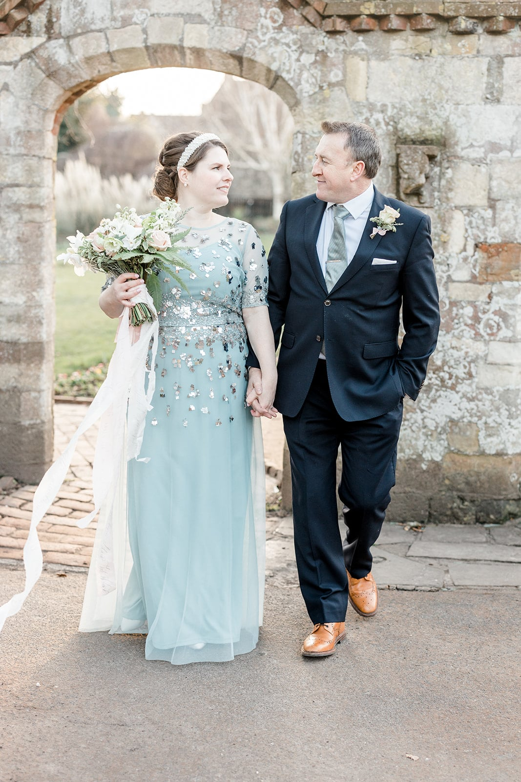 Southover Grange Gardens Wedding Photos with Lewes Wedding Photographer